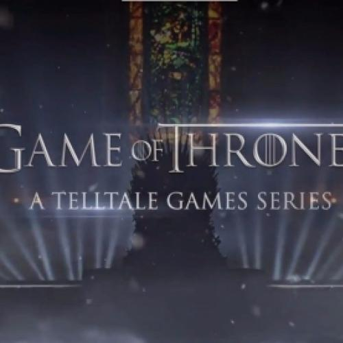 Telltale revela data de lançamento de Game of Thrones