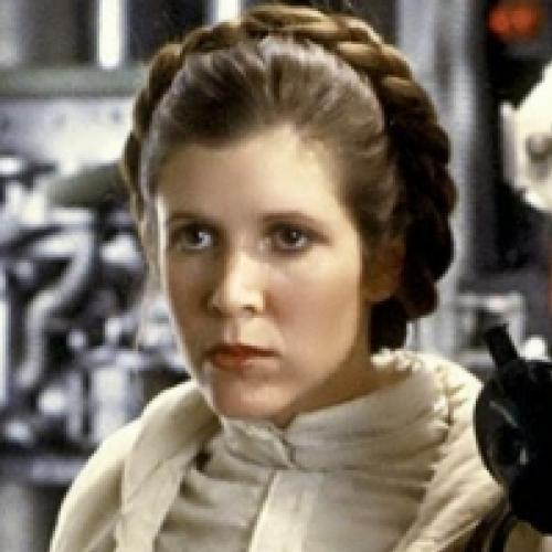 Morre Carrie Fisher, a Princesa Leia de Star Wars