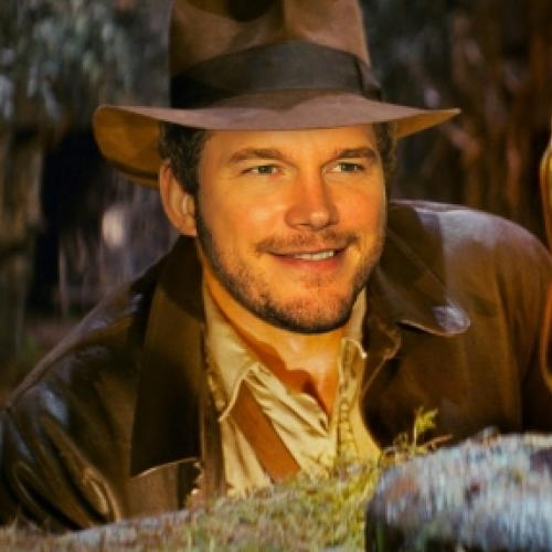 Chris Pratt de Guardiões da Galáxia o novo Indiana Jones?