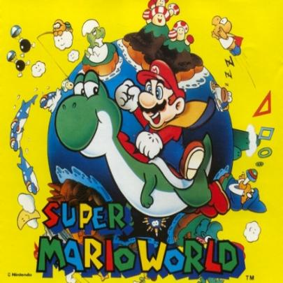 Relembre o game de sucesso Mario World