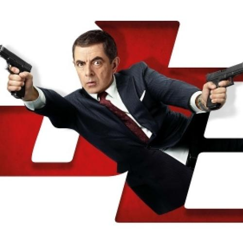Johnny English ataca novamente