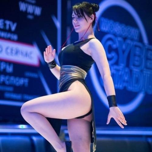 A beleza das cosplays perfeitas da Chun-Li do Street Fighter