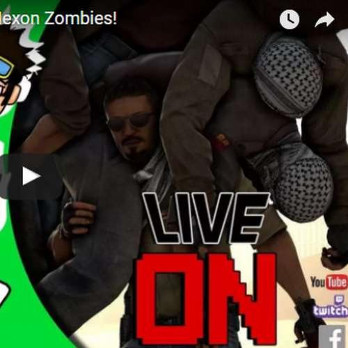 Novo vídeo! Live da madrugada - CS Nexon: Zombies