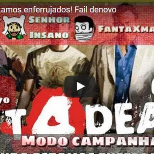Novo vídeo! Estamos enferrujados no Left 4 Dead 2
