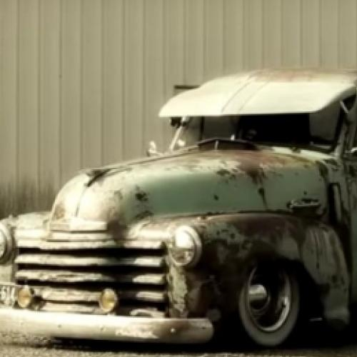 CHEVY 3100 PICKUP 1948!!!