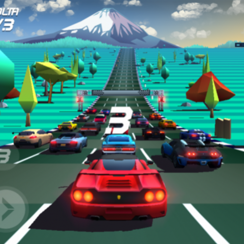Game de corrida para Android e iOS