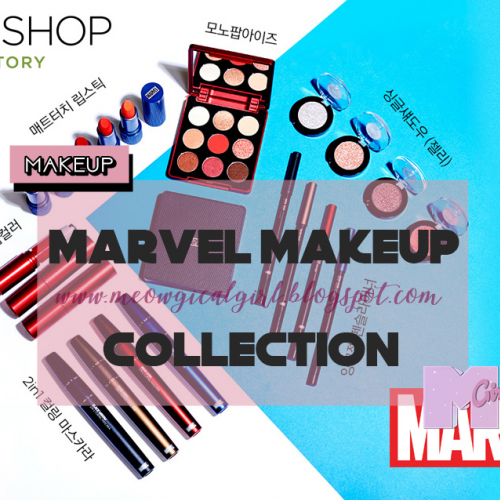 Marvel Makeup Collection