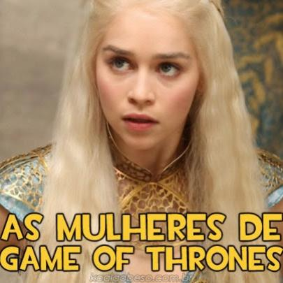 Curiosidades sobre as mulheres de 'The Game of Thrones''