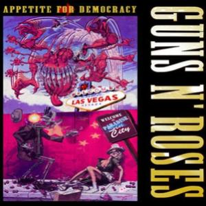 "Guns N Roses: ""Appetite For Democracy"" incomoda prefeitura de Vegas"