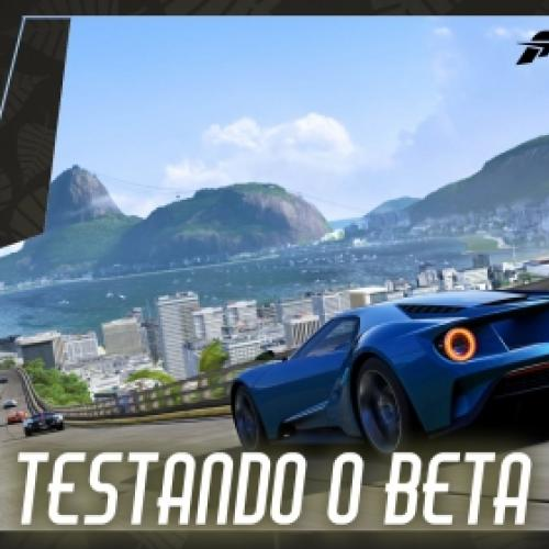 Forza Motorsport 6 Apex – Testando o beta