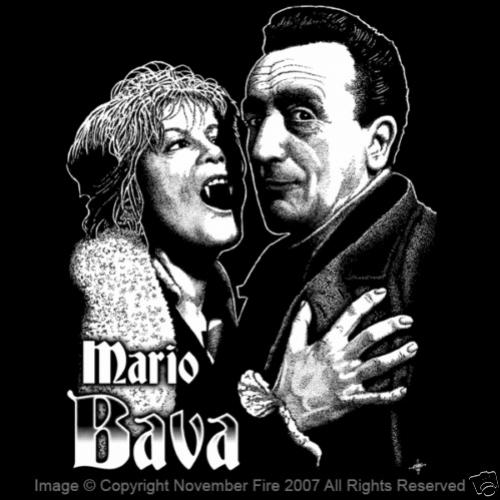 Confiram os 10 filmes essenciais do mestre do horror Mario Bava