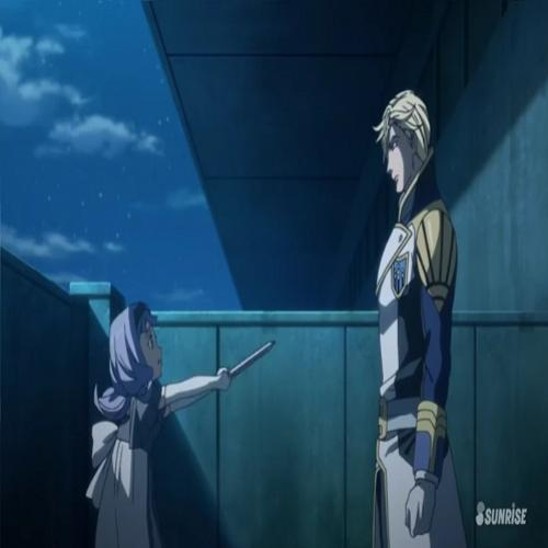 Analise: Gundam Iron Blooded Orphans 44
