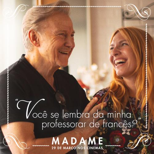 Confiram a crítica do filme Madame, que será lançado no cinema neste m