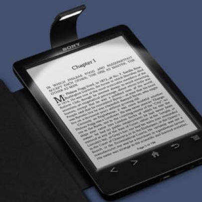 Sony Reader PRS T3 Sua biblioteca do futuro