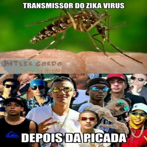 Transmissor do virus zika