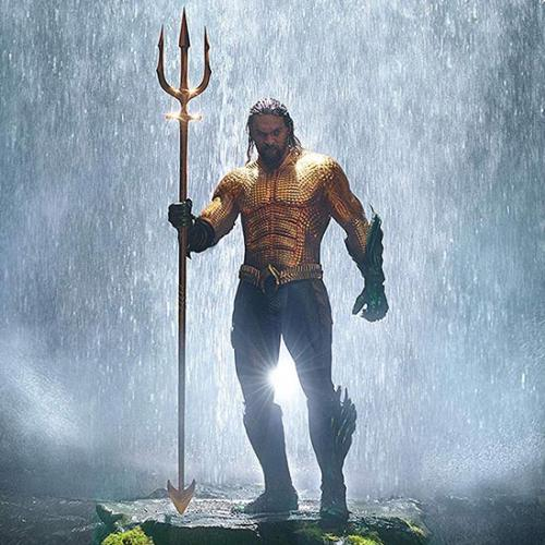 Visual clássico em trailer (legendado) de cinco minutos de Aquaman