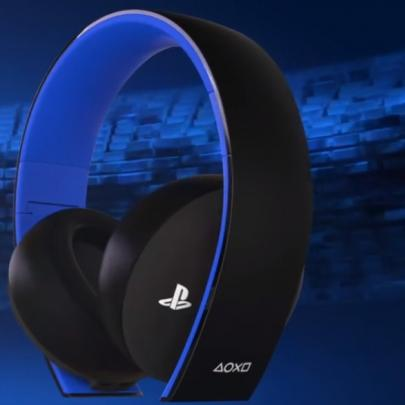 PlayStation 4 – Headset anunciado