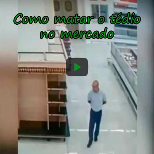 Como matar o tédio no mercado