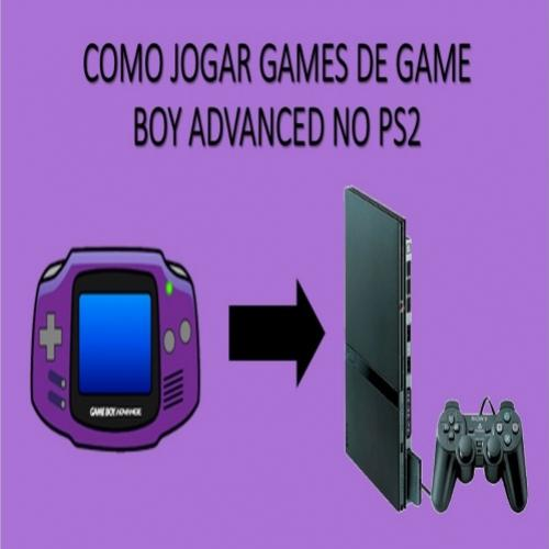 COMO JOGAR GAMES DE GAME BOY ADVANCED NO PS2 VIA PEN DRIVE