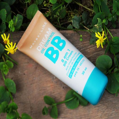 Resenha do BB Cream Oil Control 8em1 da Maybelline