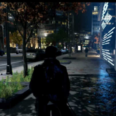 Watch Dogs: Novo vídeo mostra os gráficos impressionantes do PC
