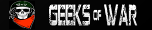 Banner do Geeks of War