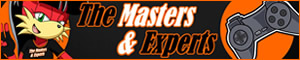 Banner do The Masters & Experts