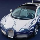 Bugatti Grand Sport L'Or Blanc  By Marcos Garcia | Edit