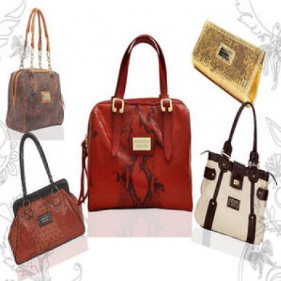 As bolsas de luxo do designer Roberto Vascon