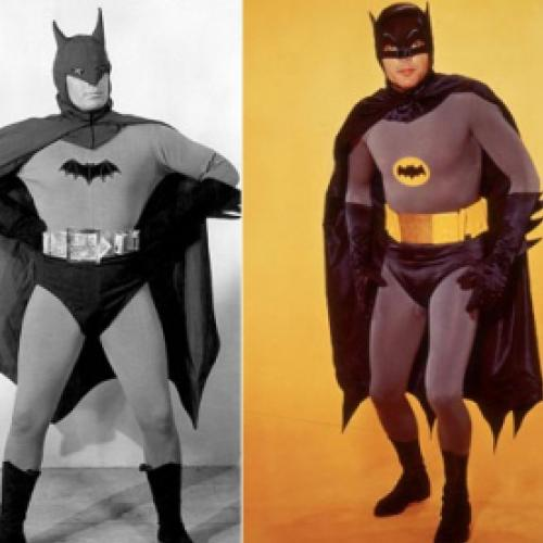 A evolução do uniforme do Batman no cinema e na tv