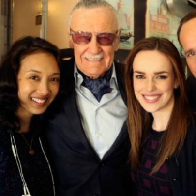 Stan Lee em Agents of SHIELD