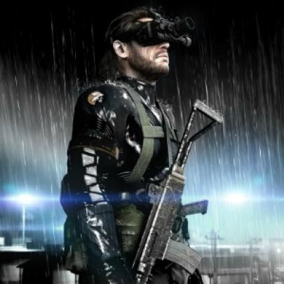 Konami Anuncia Lançamento de Metal Gear Solid 5: Ground Zeroes
