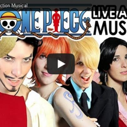 One Piece – live action musical