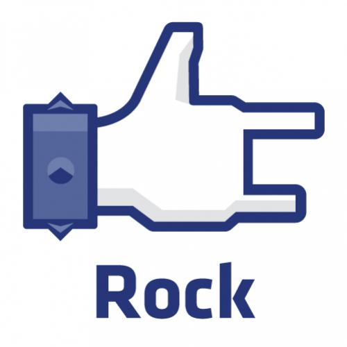 Bandas de rock com mais curtidas no facebook