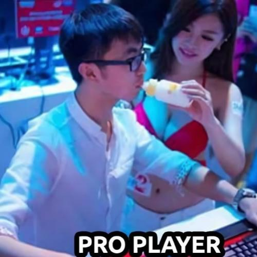 Gamer level Korean