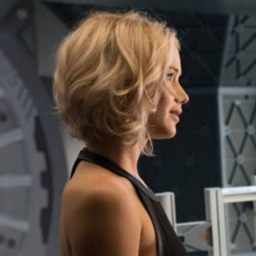 Chris Pratt e Jennifer Lawrence no trailer da ficção Passageiros