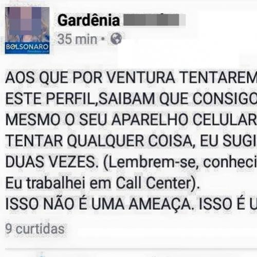 Cuidado com a Samara do call center
