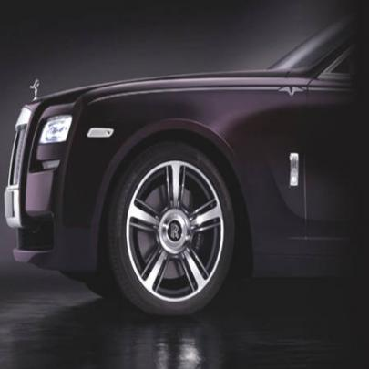 Rolls-Royce Ghost (V-Specification) ganha versão mais potente