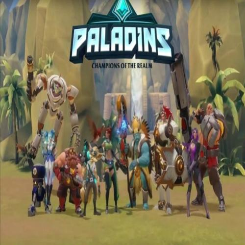 MMO News : Paladins em Open Beta
