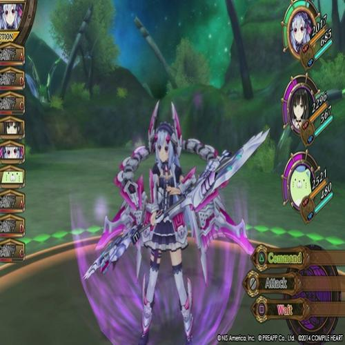 Primeira Hora: Fairy Fencer F PC Full HD