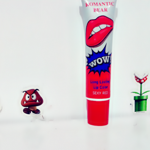 Review: Lip tint tattoo