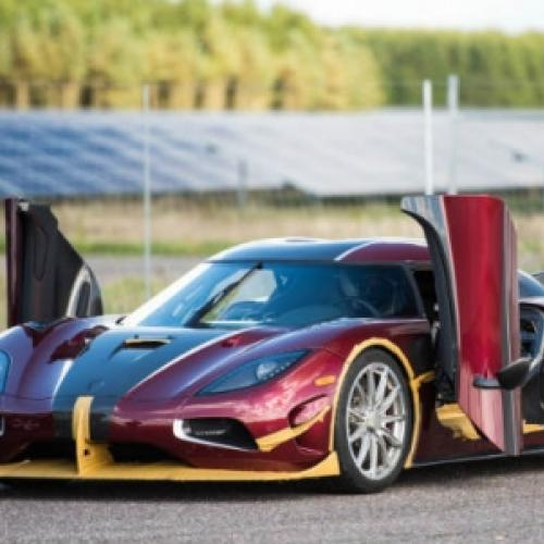 Agera RS bate recorde mundial do 0-400-0