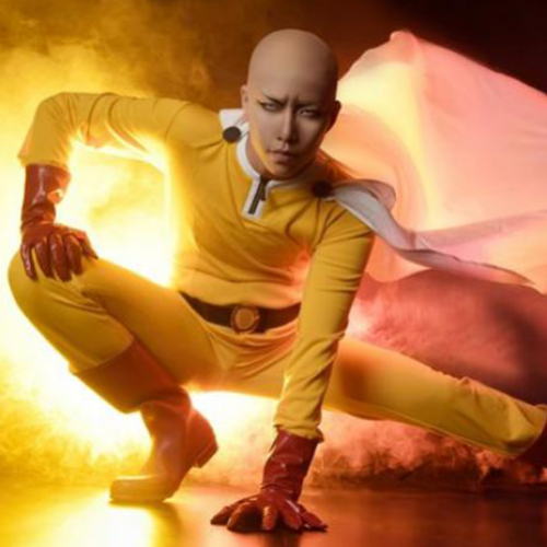 One-punch Man - Os Melhores Cosplays